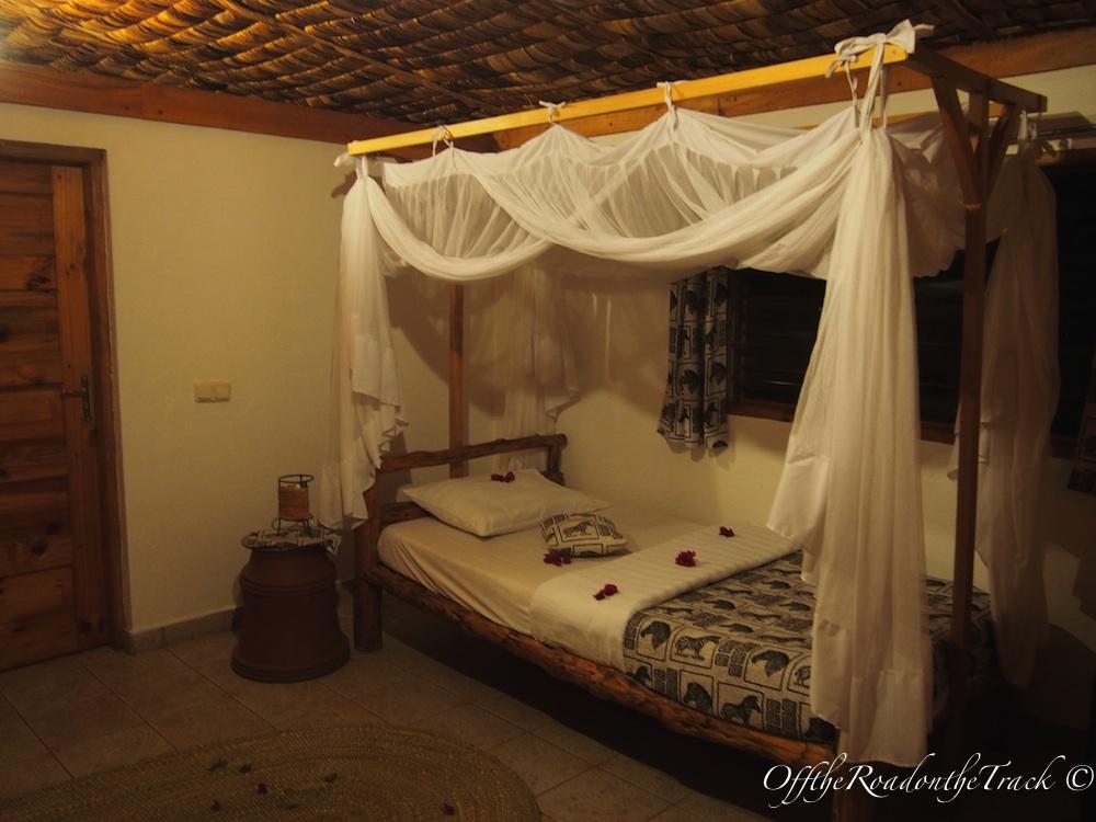 Mer View Lodge'daki odamız