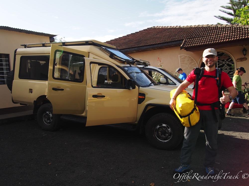 Kilimanjaro Tırmanışı için hazırız
