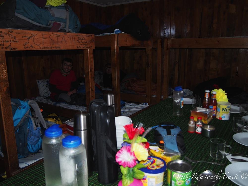Kilimanjaro Tırmanışı - 4. Gün