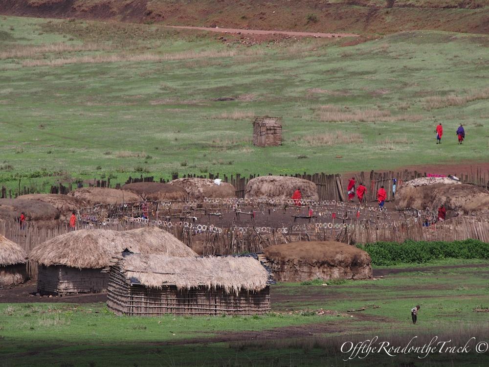 Ngorongoro Doğal Koruma Alanı