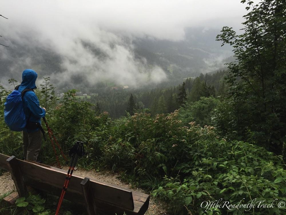 Watzmann Dağ Yürüyüşü