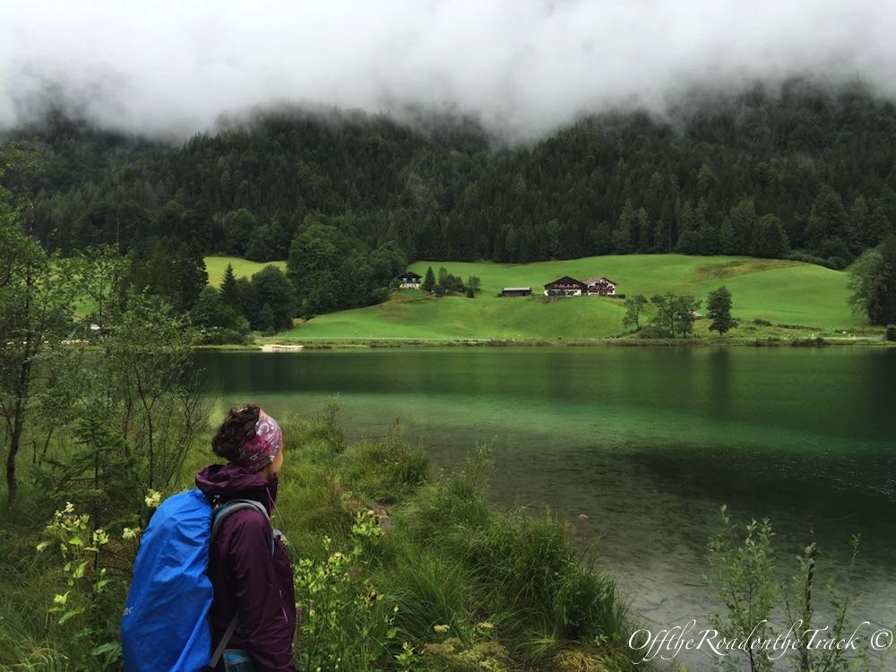 Hintersee - Bavyera Alpleri