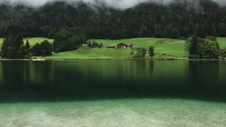 Bavyera Alplerini adım adım gezmeye devam
