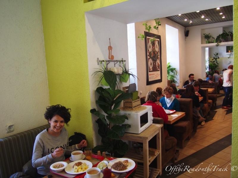 St. Petersburg - Frikadelki Restoran