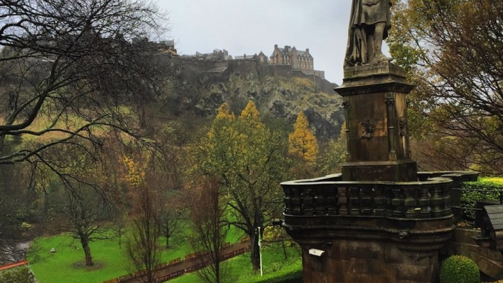 Edinburgh: City of Medieval Times