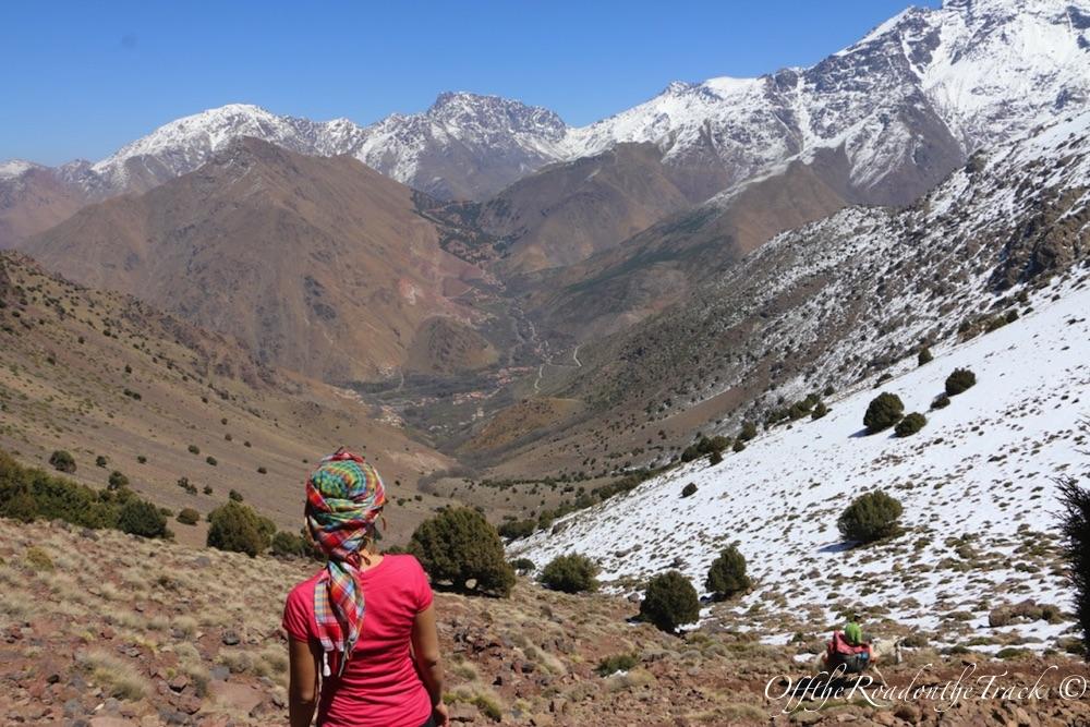 İmlil Atlas Dağları