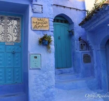 Mavi Şehir Chefchauoen