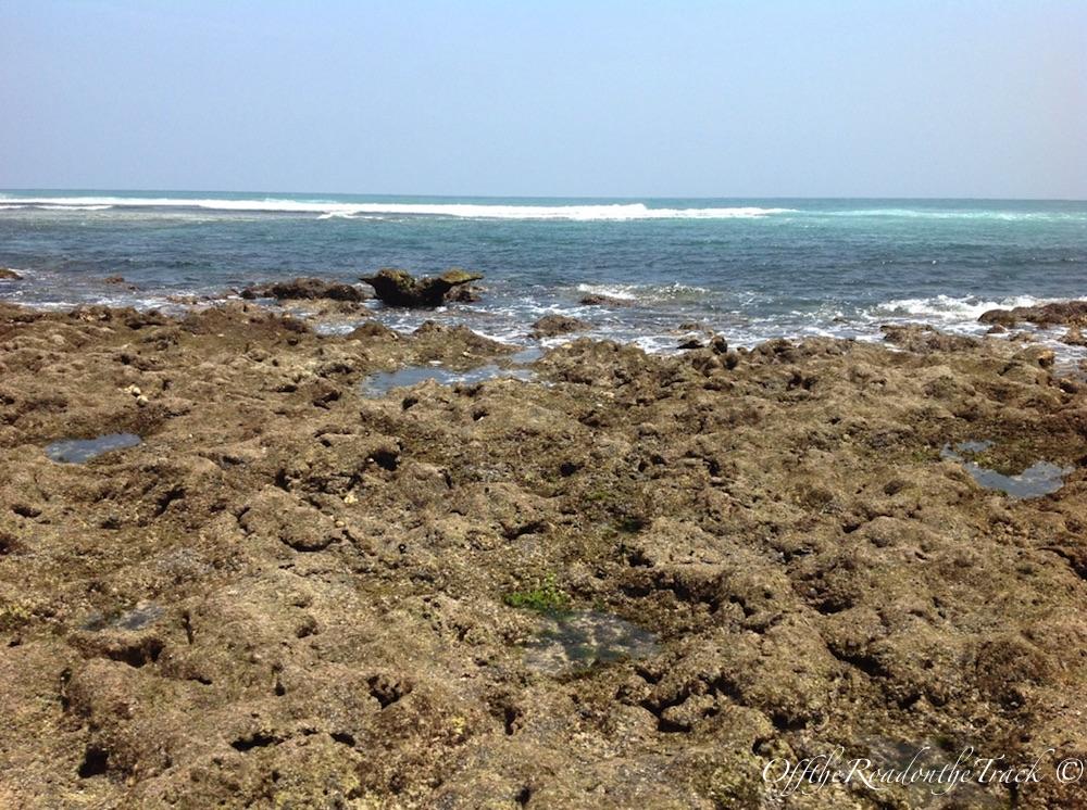 ve Hint Okyanusu kıyısındayız