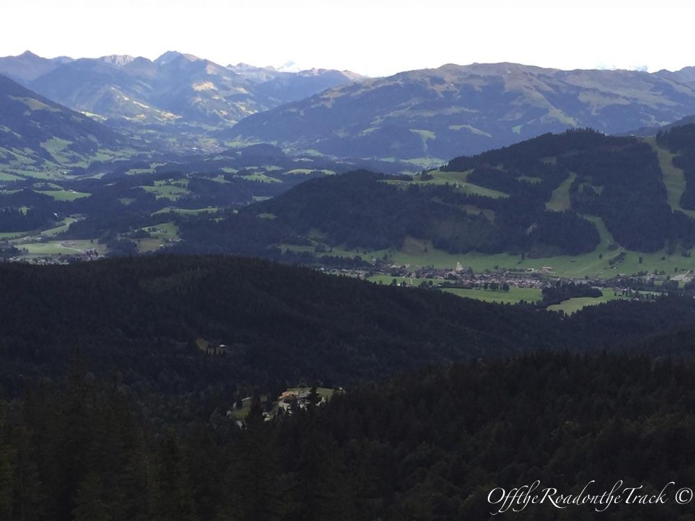 Wilder Kaiser/Avusturya