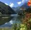 İsviçre Alpleri Ober Gölü