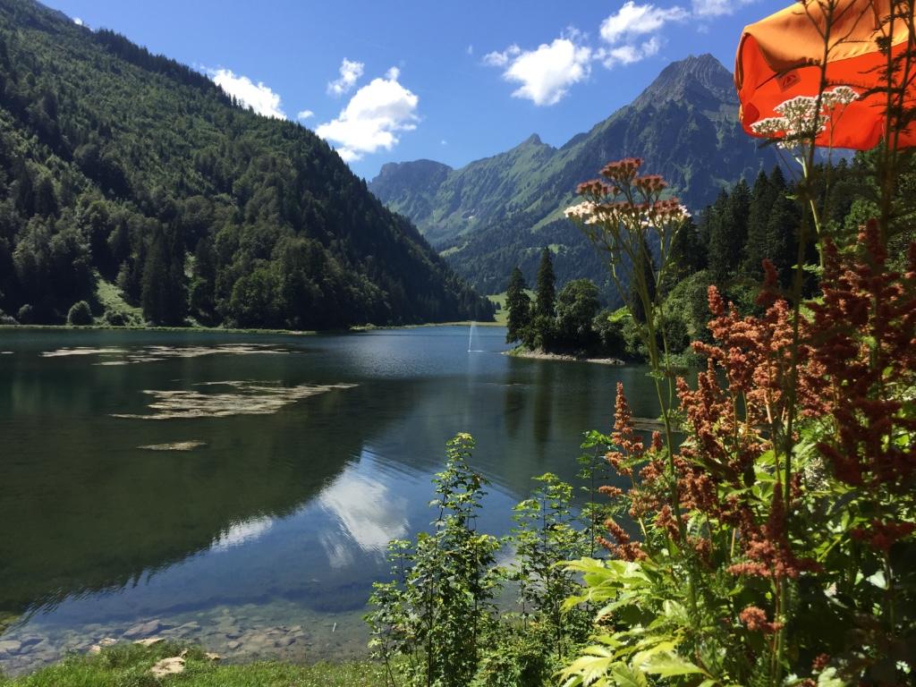 İsviçre Alplerinde güzel bir doğa kaçamağı: Ober Gölü