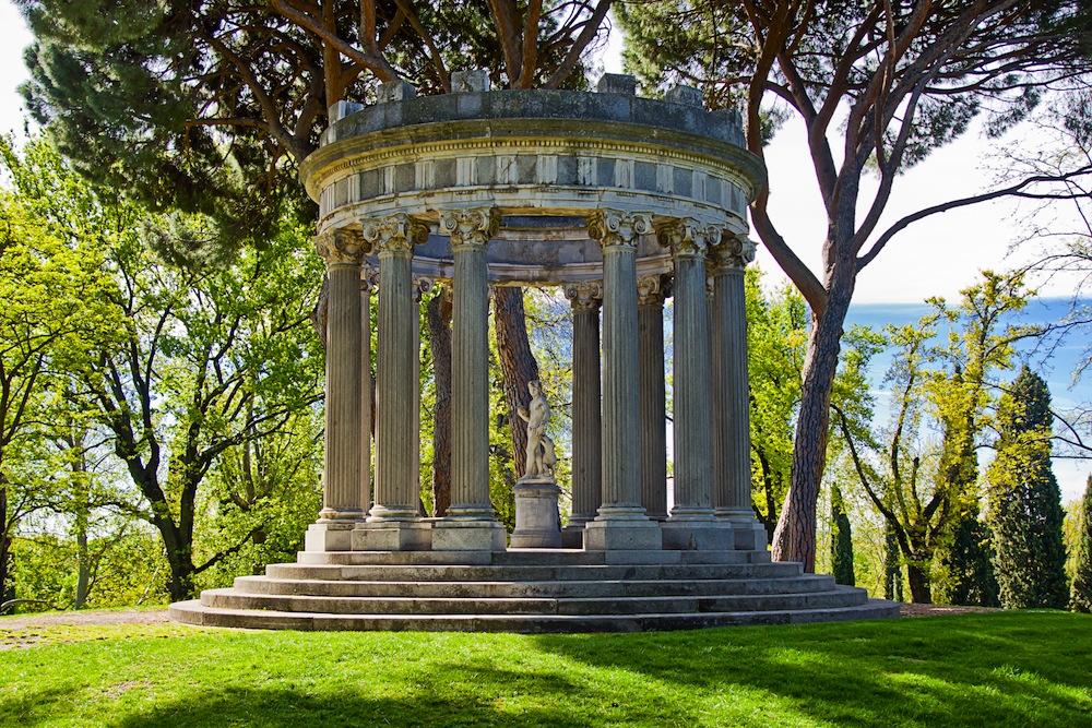 Parque de el Capricho