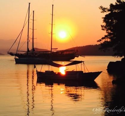 Deniz tatili için favori yerlerim – 3: Göcek Tekne Turu