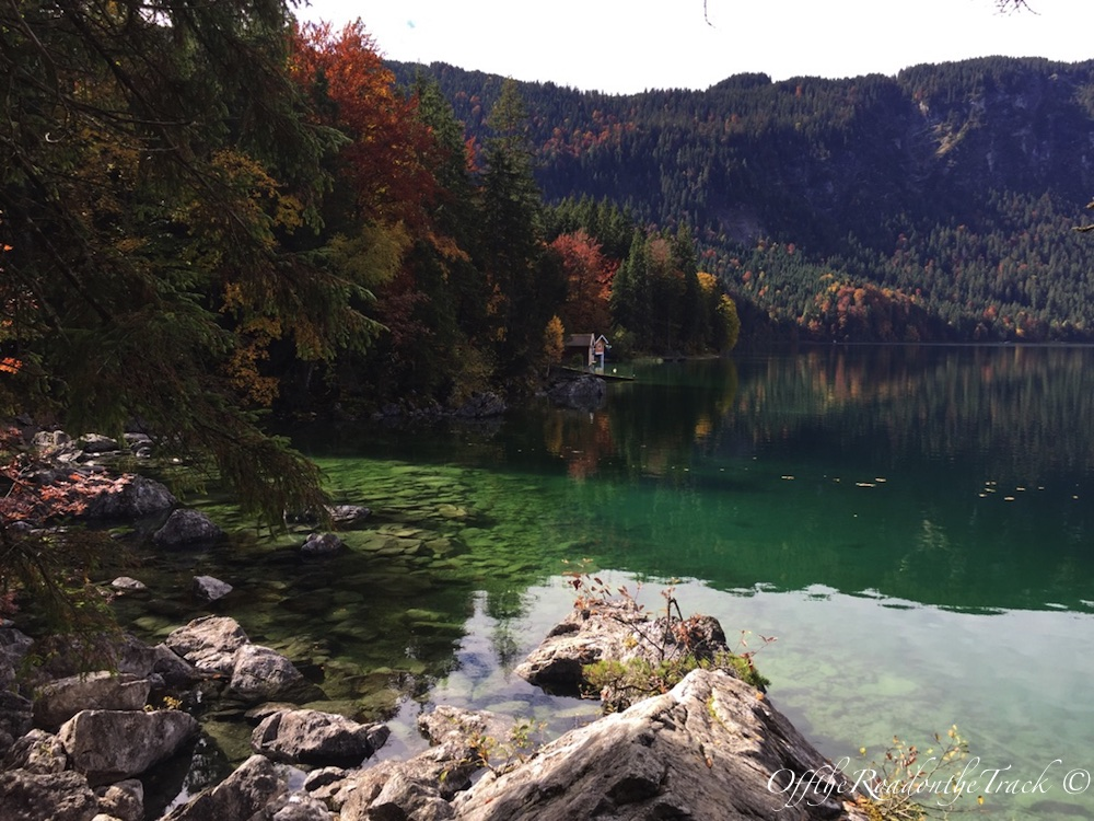 Bavyera Alplerinde güzeller güzeli bir göl: Eibsee
