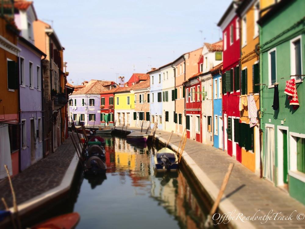 Burano ve Murano Adaları / İtalya