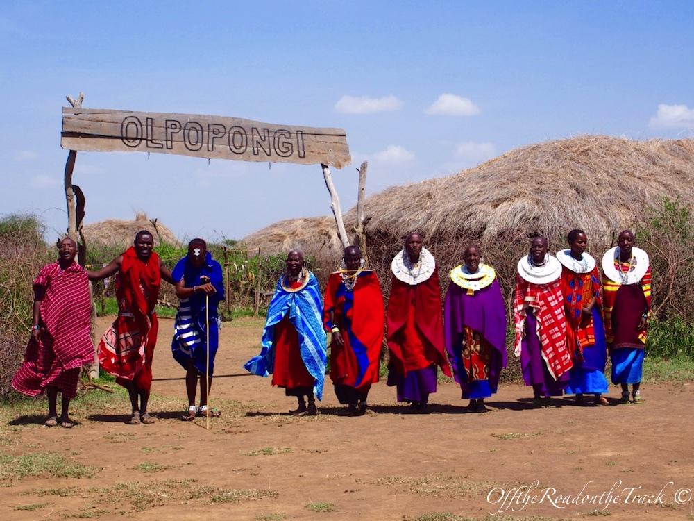 Maasai Kabilesi / Tanzanya
