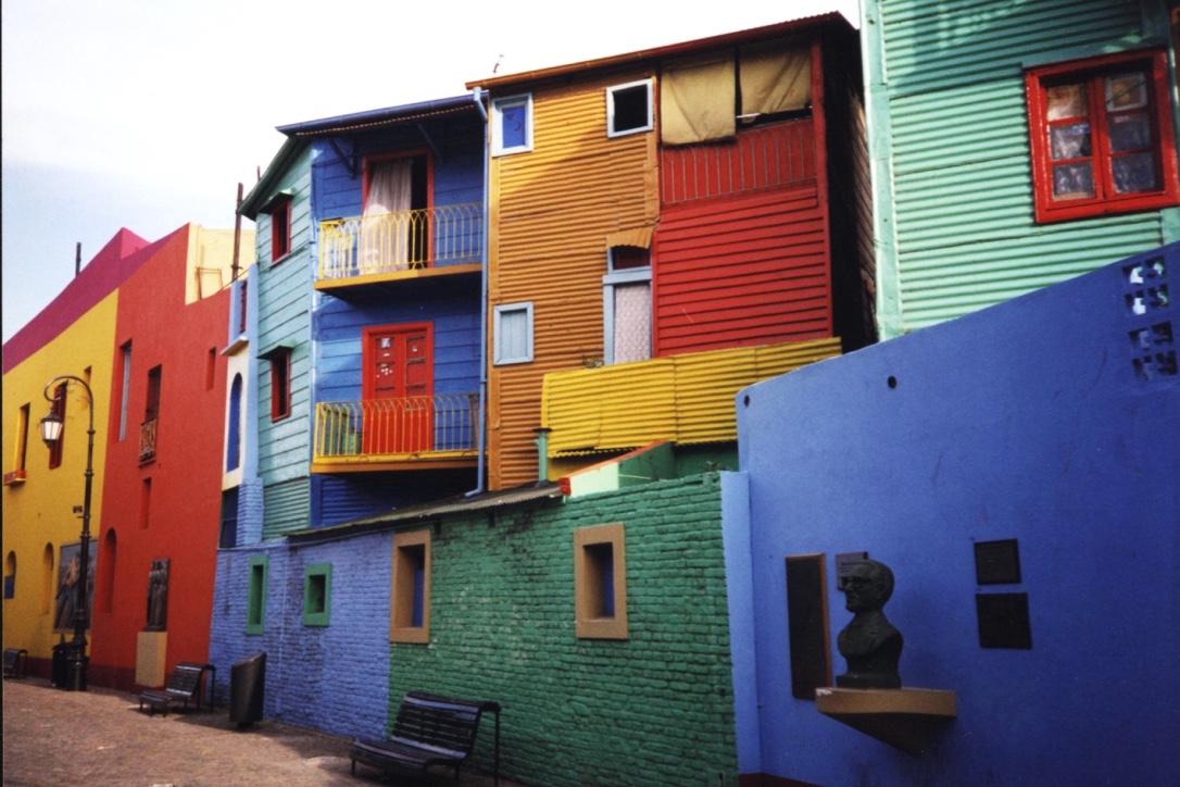 La Boca / Buenos Aires / Arjantin