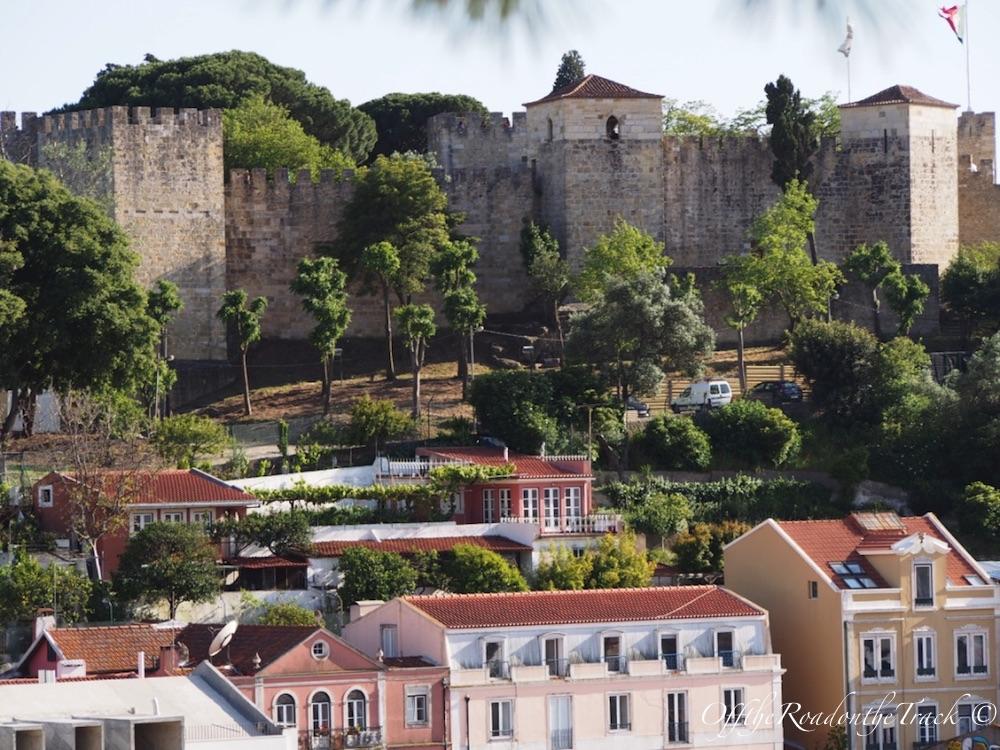 Castelo São Jorge - Sao Jorge Kalesi