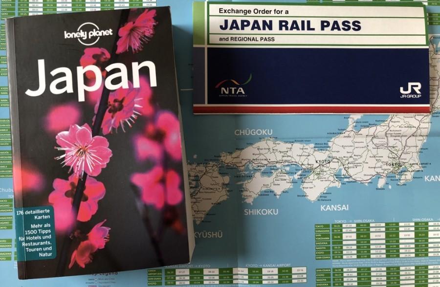 Japonya hazırlık