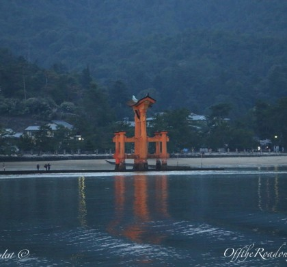 Japonya Rota: Med Cezir'li Miyajima