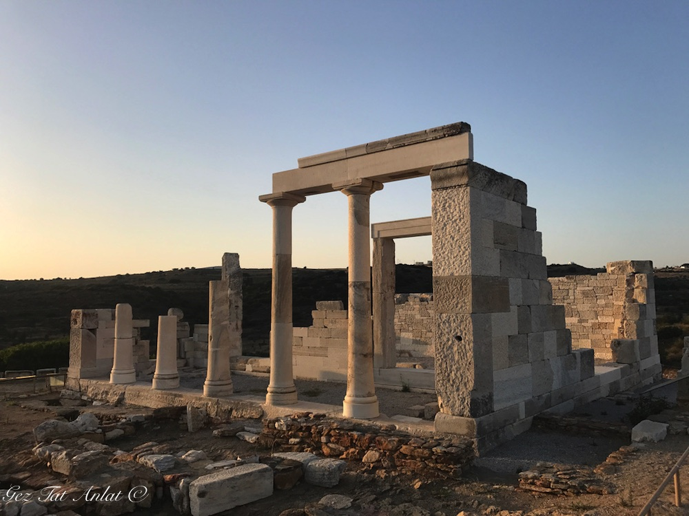 Temple of Demeter – Naxos