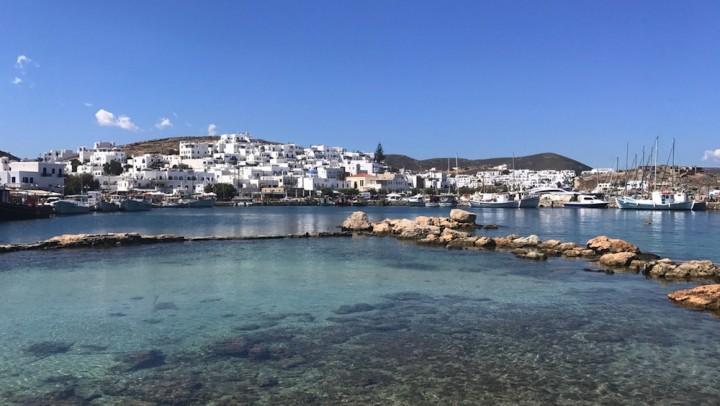 Yunan Adaları: Naxos & Paros & Antiparos