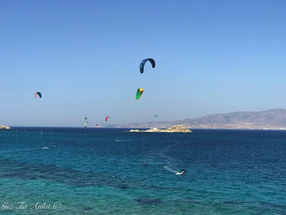 Kitebeach – Naxos