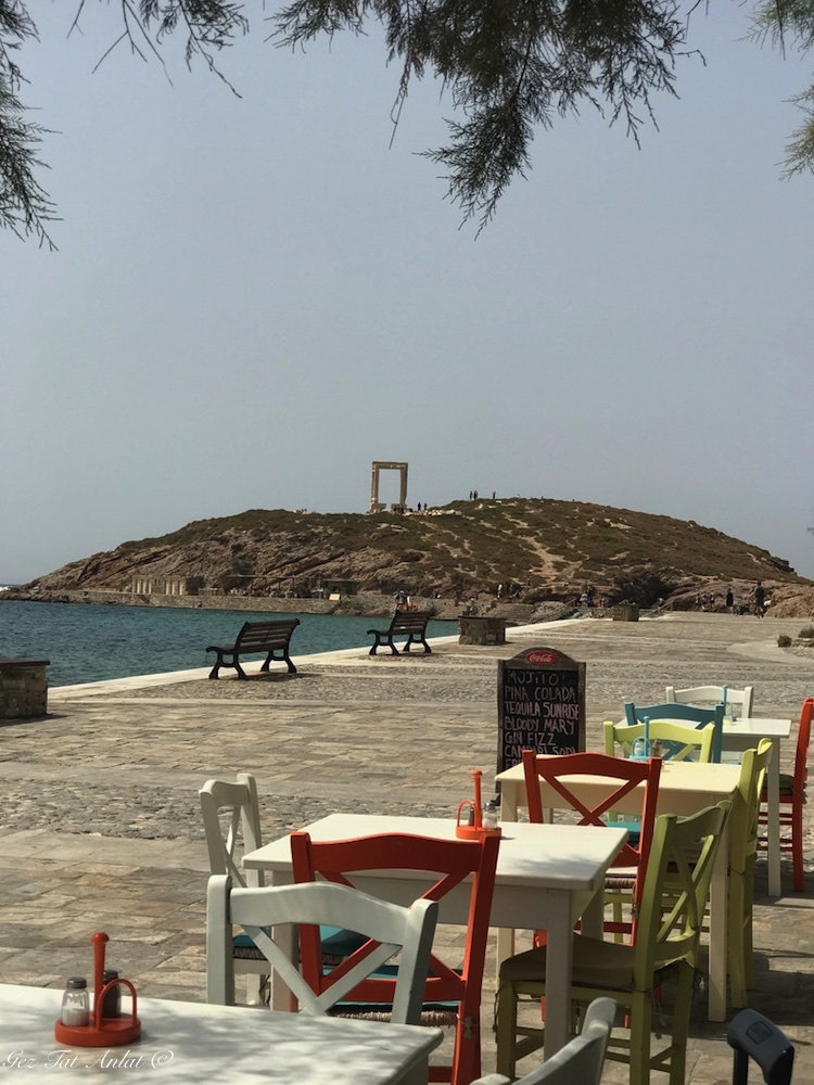 Portara-Apollo Temple – Naxos