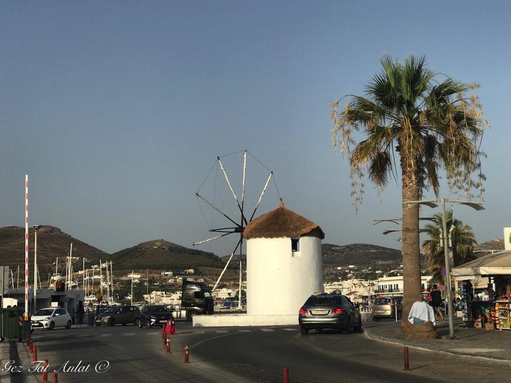 Paros Limanı