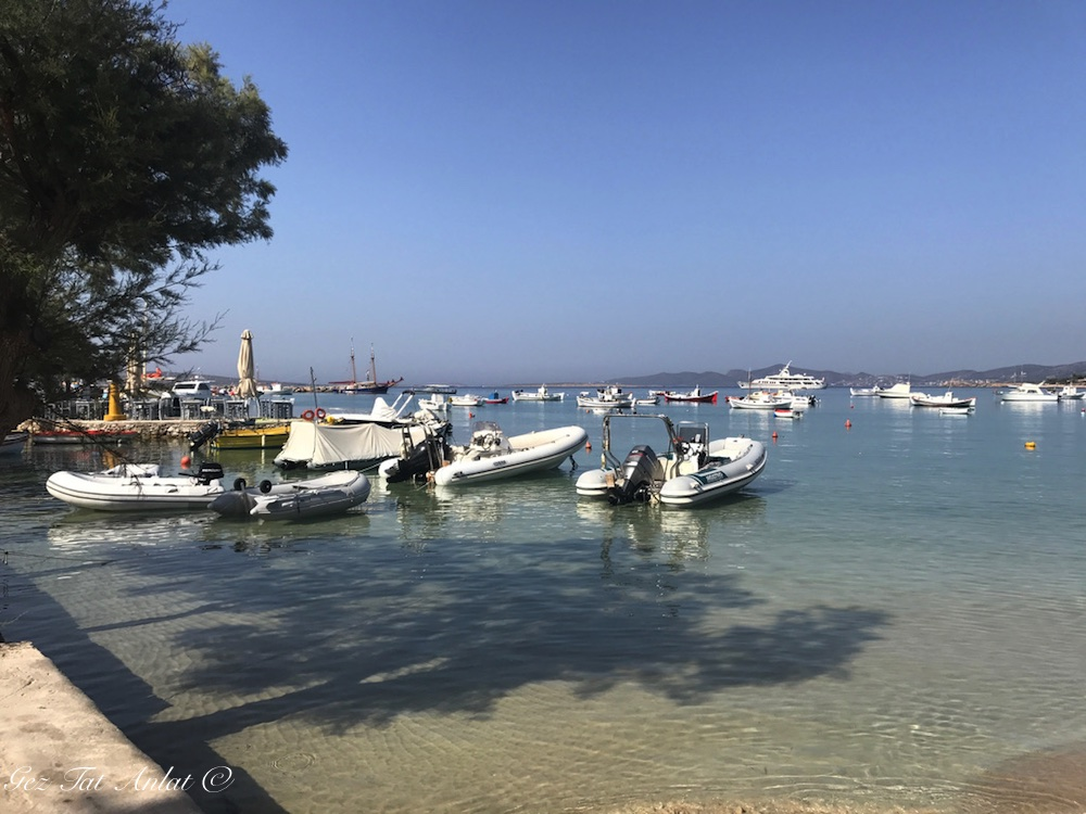 Aliki Beach – Paros