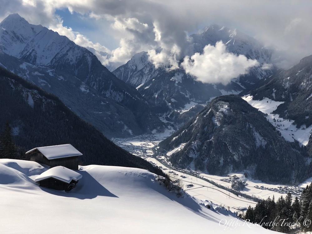 Avusturya Alplerinde Kayak/Kış Tatili Önerisi: Ziller Tal
