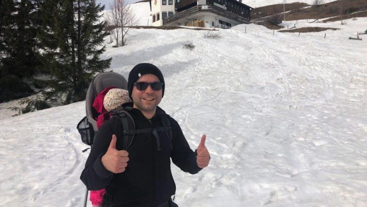Avusturya'da günü birlik dağ çıkışı: Spitzsteinhaus