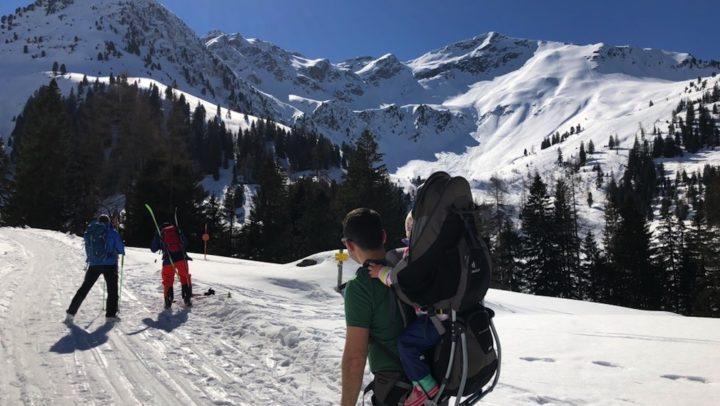 Avusturya'da günü birlik dağ çıkışı: Faulbaumgartenalm