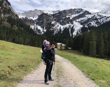 Avusturya'da Çocuk Dostu Doğa Yürüyüşü Rotası